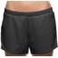 Houdini W's Pulse Shorts True Black/Rock Black